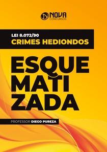 8.072 90 - Crimes Hediondos (Esquematizada - PDF)