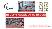 Módulo 4   Esporte Adaptado