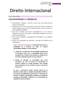 Caderno Direito Internacional @catharinaorganiza