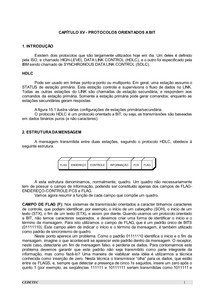 CAPÍTULO 15 - PROTOCOLOS ORIENTADOS A BIT