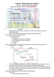Bioquímica II - conteúdo 08