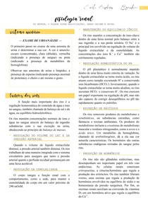Fisiologia renal (sistema urinário, função dos rins e anatomia) - Fisiologia Humana