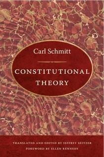 Teoria da Constituição - Carl Schmitt