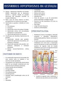2 Disturbios hipertensivos na gestação