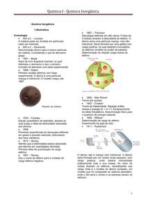 apostila química inorganica