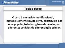 TECIDO OSSEO OK