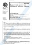NBR 08845   2000   Rebocador de Aeronaves