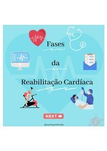Fases da Reabilitação Cardíaca