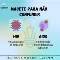 Macete aids x hiv