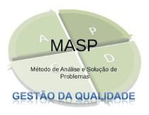 MASP FERRAMENTAS DA QUALIDADE