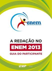 Guia do Participante Redação enem 2013