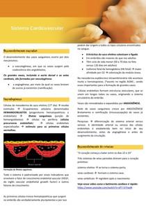 embriologia do sistema cardiovascular- resumão