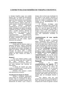 A ESTRUTURA DAS SESSÕES DE TERAPIA COGNITIVA em colunas (2)