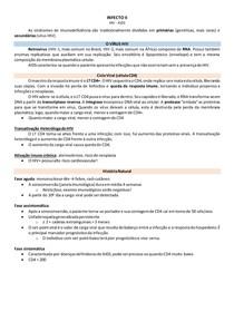 Infectologia - HIV - AIDS