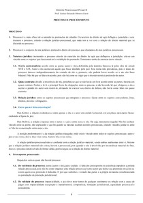 Direito Processual Penal II - Prof. Carlos Eduardo Oliveira Conti