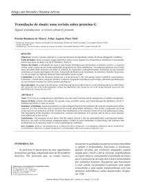 ARTIGO PROTEINA G.pdf
