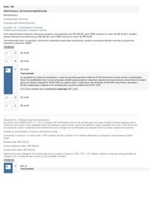 Apol 02   Contabilidade Geral e Finanças para Administradores   I