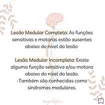 Lesões Medular