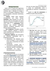 Microbiologia   Fisiologia Bacteriana