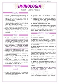 Doença Hepática - Imunologia