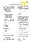 PROVA02 - Química Geral e Org. (2015.2)