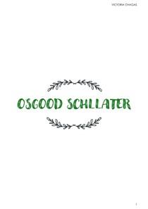 OSGOOD SCHLLATER