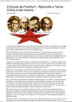 A Escola de Frankfurt – Aplicando a Teoria Crítica à ela mesma – _ publikador