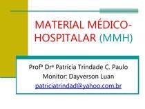 Material Médico Hospitalar - Farmácia Hospitalar
