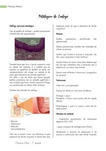Patologias do Esôfago