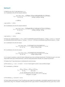 Resolução do Capítulo 9, Halliday, Vol 1, Ed. 10