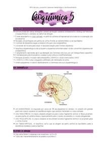 Bioquímica - Dopamina e Serotonina