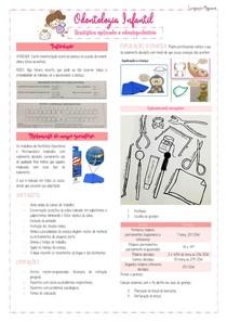 Dentística aplicada a odontopediatria