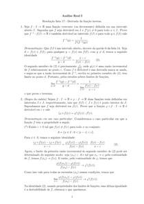 Resolução lista 17 - Derivada da função inversa