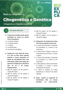 Apostila Citogenética e Genética na Escola
