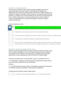 Silvana Dias APOL 2 Nota 100 PO Bens e serviços
