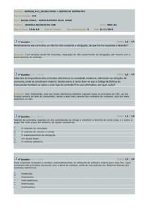 AV2 - GESTÃO DE CONTRATOS