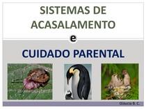 Aula 9 - Sistemas de acasalamento e cuidado parental