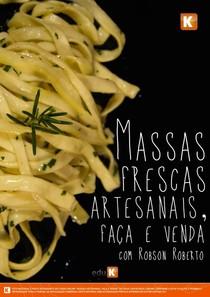 Apostila MASSAS FRESCAS ARTESANAIS FACA E VENDA