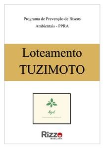 PPRA Programa de Prevenção Ambiental - Loteamento