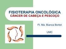 Cancer de Cabeça e Pescoço