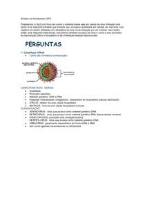 SP2 Imunologia - Infeção viral