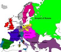 Europa 1807