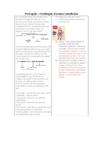 Morfologia, Sintaxe e Semântica