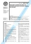 NBR 08798   1985   Execução e Controle de Obras em Alvenaria Estrutural