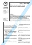 NBR 5929   Motores de combustao interna alternativos veiculares a etanol