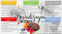 Aprendizagem Motora - Mapa Mental