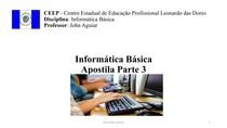 Apostila Parte 3 - Informatica Basica