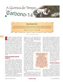 A QUIMICA DO CARBONO 14