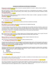 APANHADO DE SUPERVISÃO DE INTERVENÇÃO PROFISSIONAL