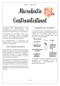 Microbiota gastrointestinal